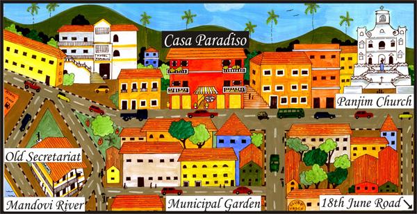 Hotels In Panjim City